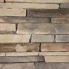 rustic grunge contemporary urban old brick wall stone  by lfang77