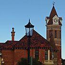 Clock Tower by Robert Abraham