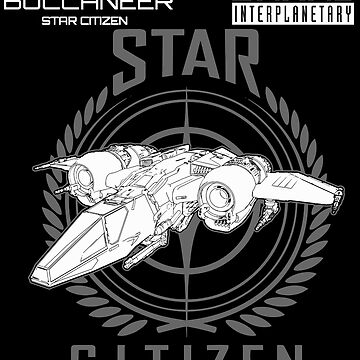 Drake BUCANEER Star Citizen by zRiSes