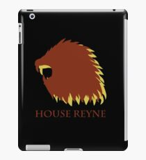 Game of Thrones - House Reyne iPad Case/Skin