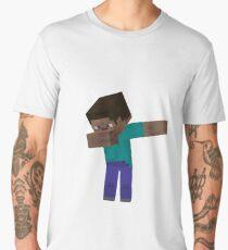 Minecraft Dab!!! Men's Premium T-Shirt