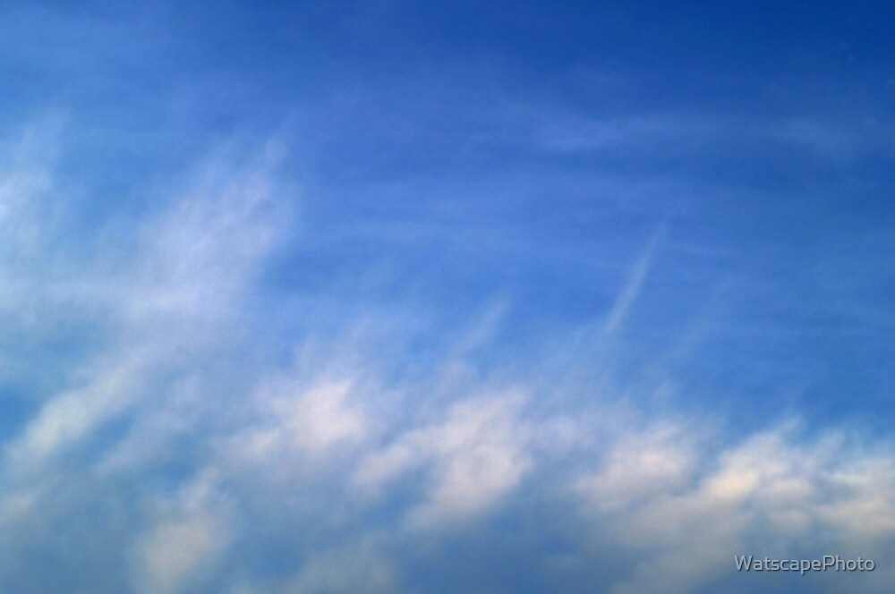 Cloudscape by WatscapePhoto
