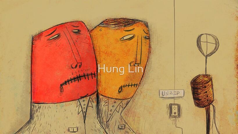 Unzip by Hung Lin