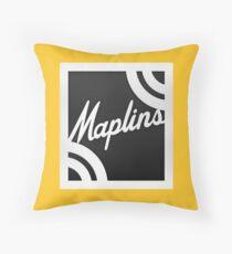 MAPLINS MIC Throw Pillow