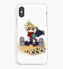 Lil' Cloud (Kingdom Hearts) iPhone Case/Skin