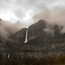Yosemite Clouds by Jenny Miller