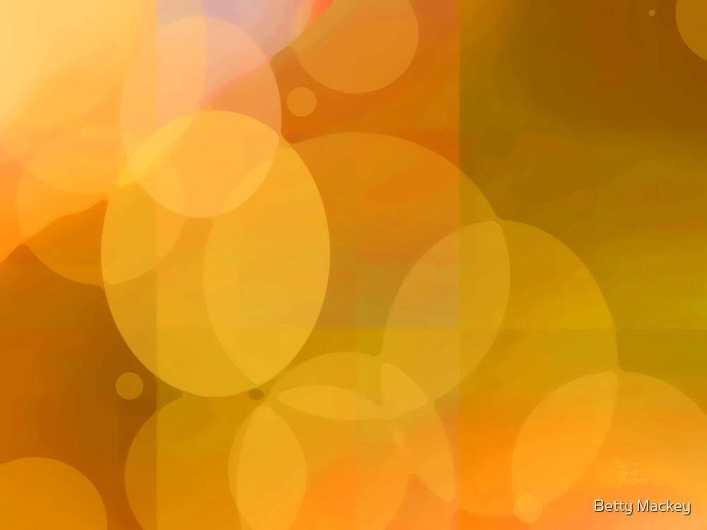Orange Egg by Betty Mackey