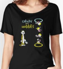 Calvin and Hobbes Portal Women's Relaxed Fit T-Shirt