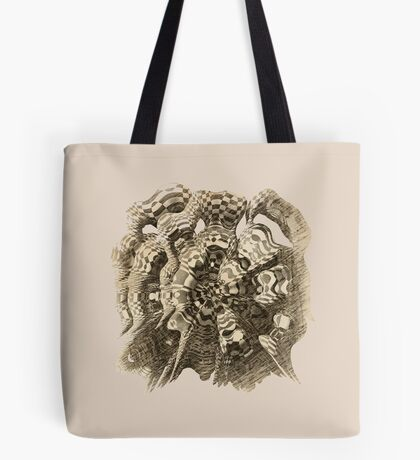 Extraterrestrial Portal appears Tote Bag