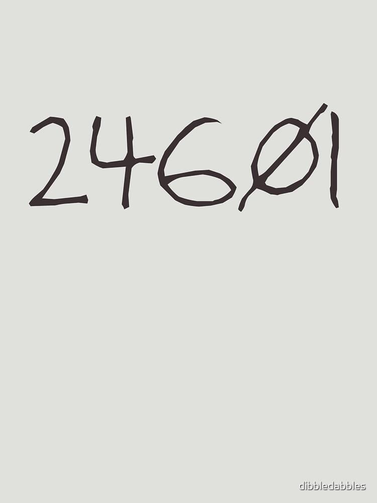 prisionero no. 24601 de dibbledabbles