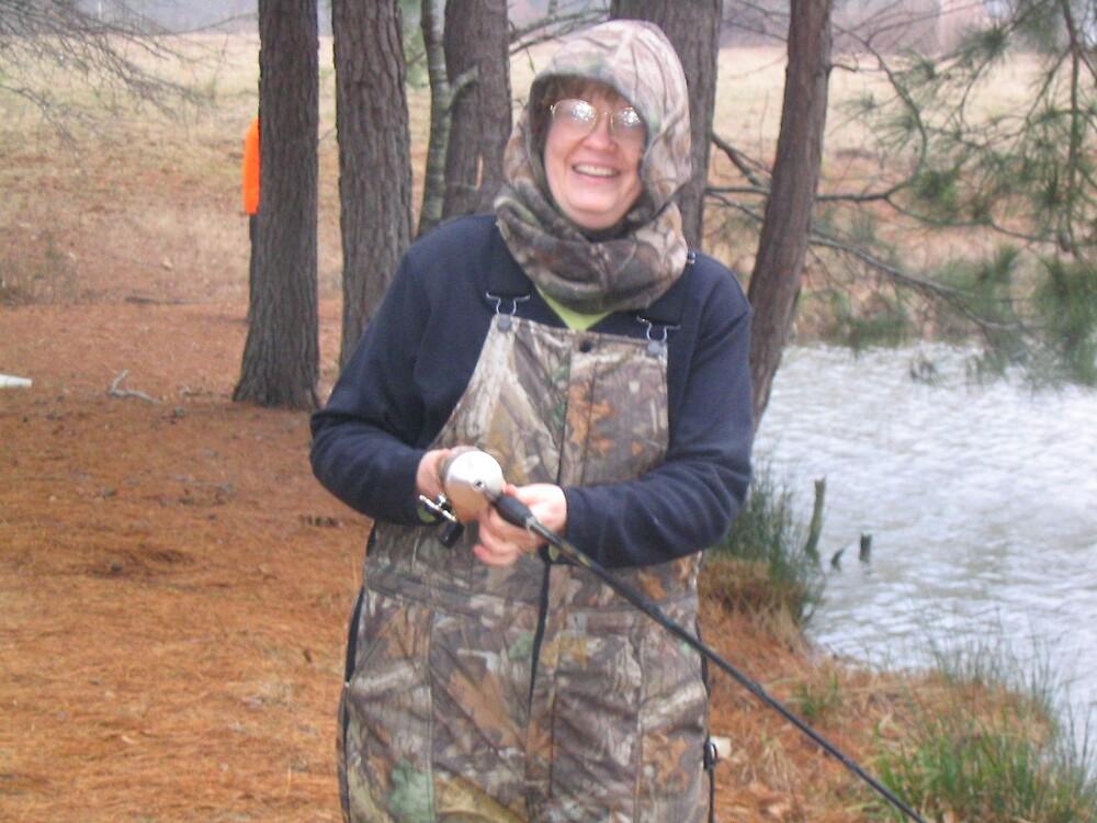 Dedication To Fishing by Mudd
