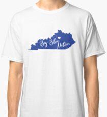 University of Kentucky UK Big Blue Nation Classic T-Shirt
