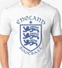 Vintage English Football Unisex T-Shirt