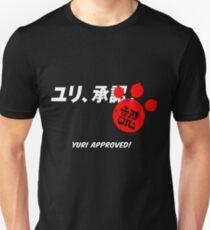 Yuri Kuma Arashi - Yuri approved! Unisex T-Shirt