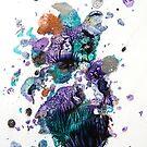 Colour Field IV by Jacki Stokes