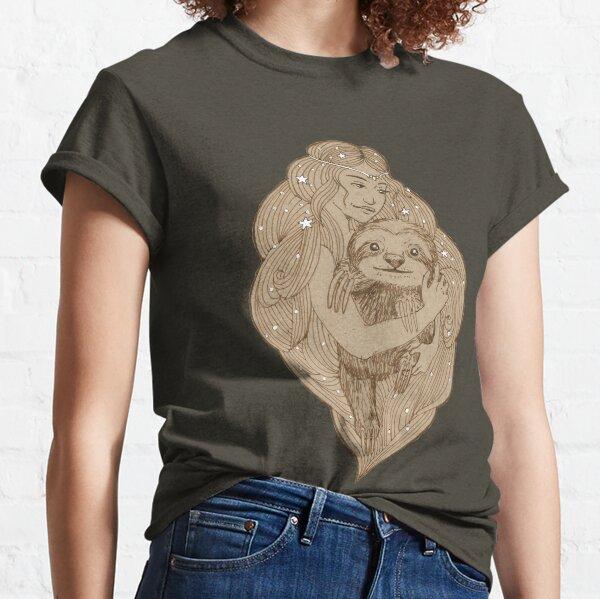 Slothy Christmas Classic T-Shirt