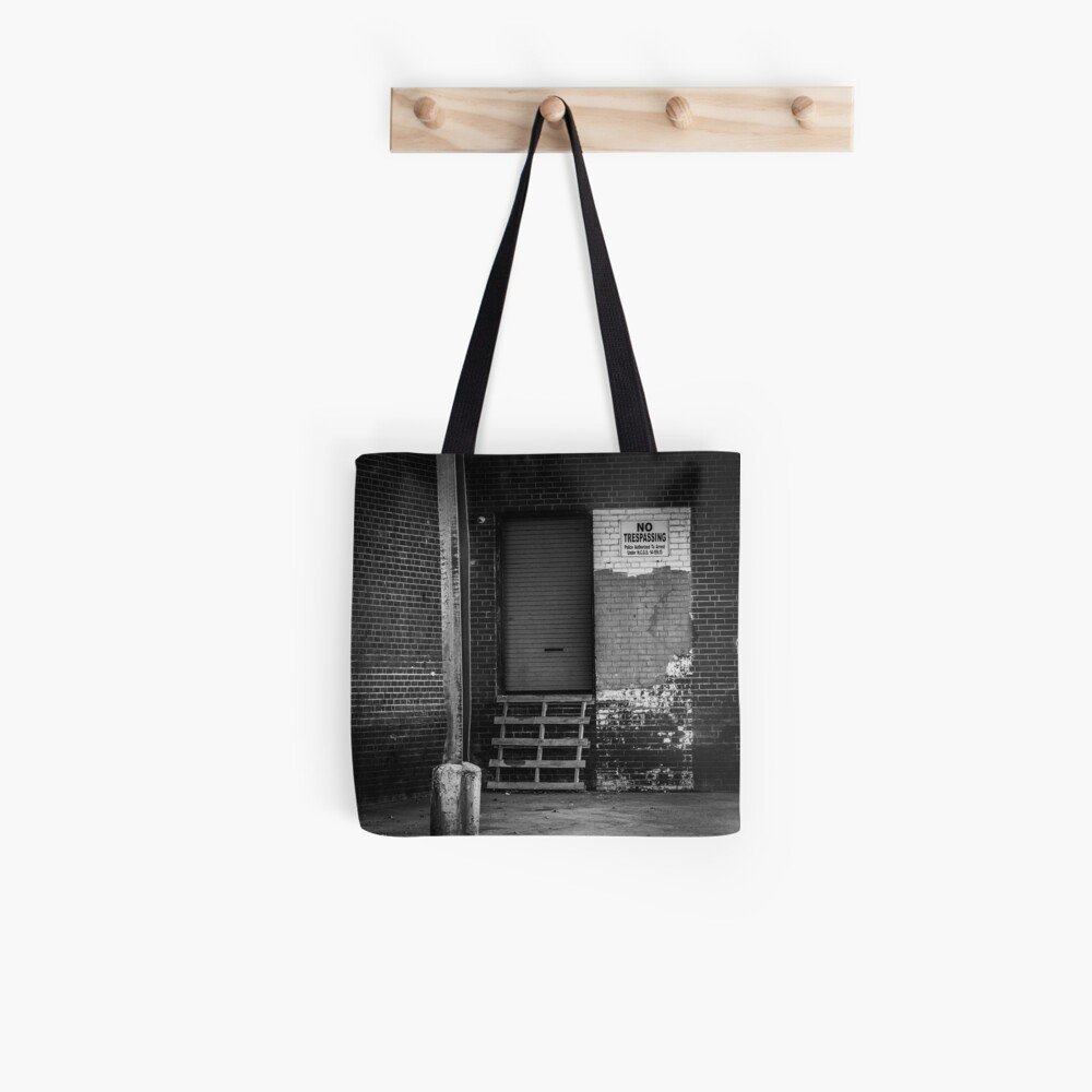 Don't Trespass Tote Bag