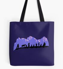Fellowship in the evening Tote Bag