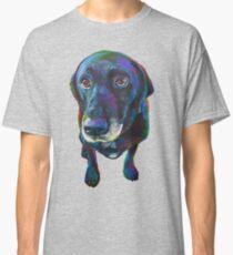 Buddy the Black Labrador Classic T-Shirt