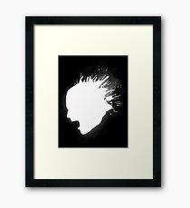 Black Mirror - Museum Framed Print