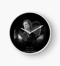 Supernatural  Clock