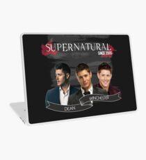 Supernatural Laptop Skin