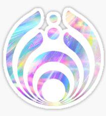Bassdrop// Bassnectar reflective pt 1 Sticker