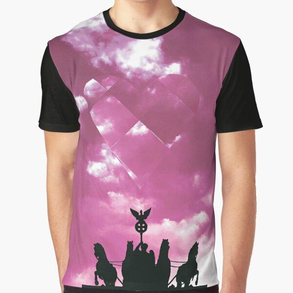 Where is my heart? Grafik T-Shirt