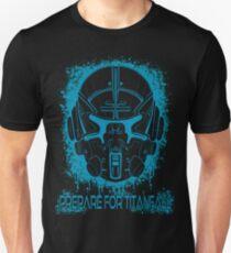 Bereite dich auf Titanfall vor Unisex T-Shirt