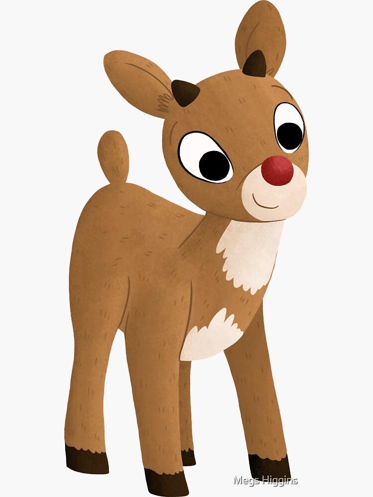 Classic Rudolph by megsneggs