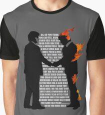 WISH you were ..... Graphic T-Shirt