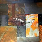 rustic western country grunge steampunk rusted metal  by lfang77