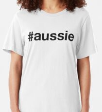 AUSTRALIA Slim Fit T-Shirt