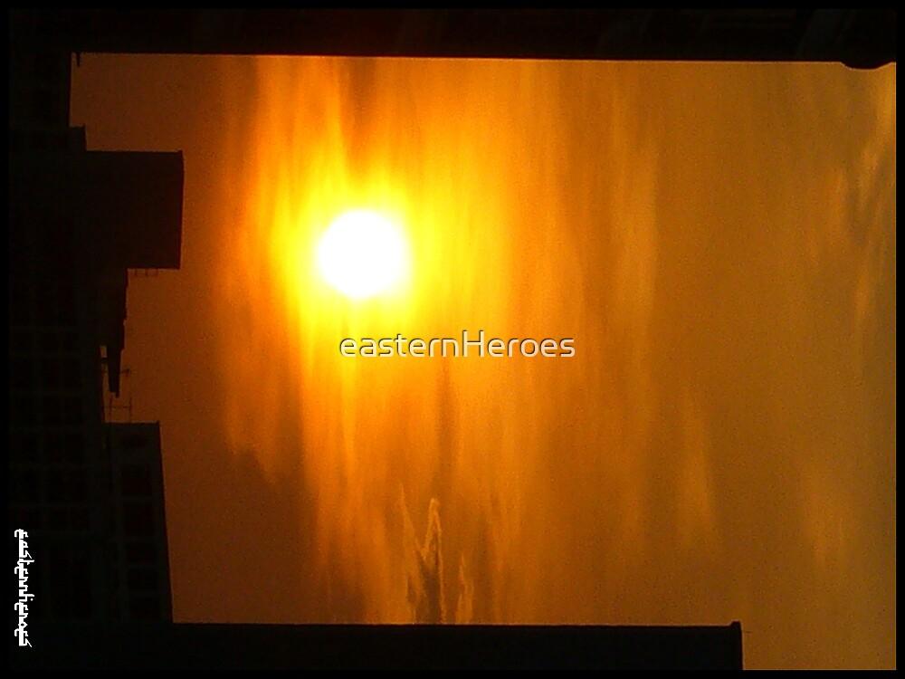 Senja lagi by easternHeroes