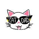 Cat Dad by alyjones