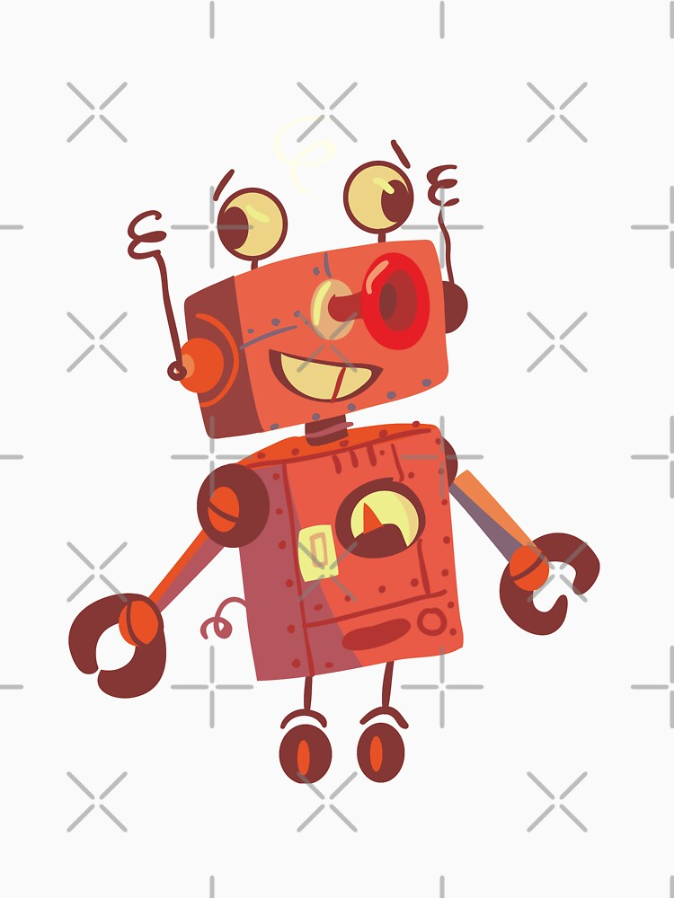 robot toy has dizziness by duxpavlic