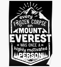 Peak Motivation Poster