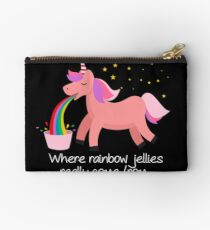 Unicorn Barf: Where Rainbow Jellies Really Come From Studio Pouch