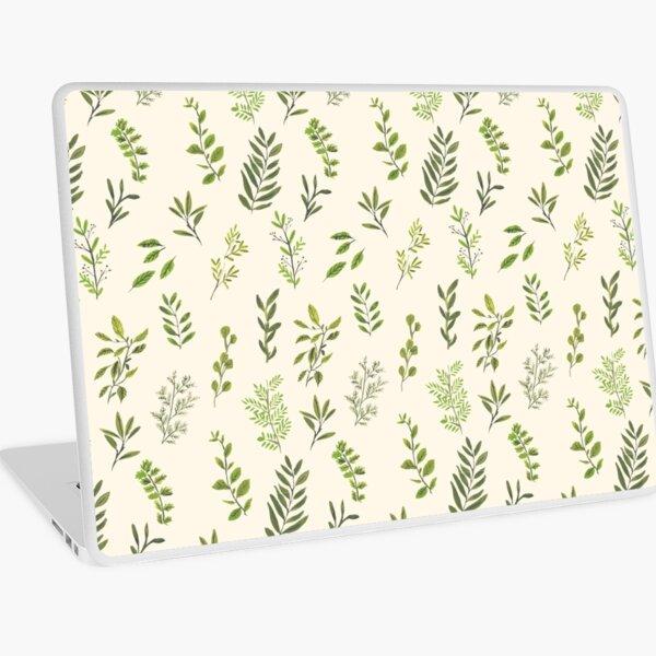 Leaf Pattern Laptop Skin