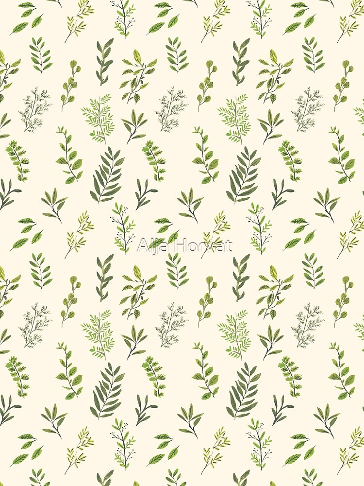 Leaf Pattern by chotnelle