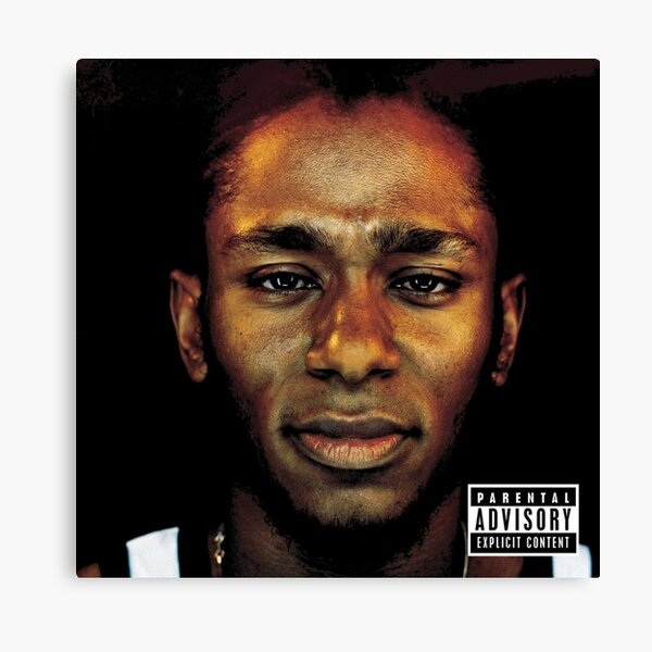 Mos Def Indeed!!! Canvas Print
