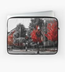 Red Trees Laptop Sleeve