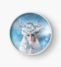 Ice Lilly Horloge