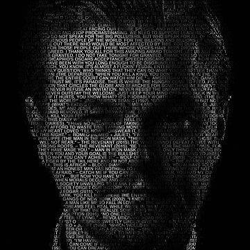 Leonardo Dicaprio by sandyeates