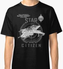 SUPER HORNET Star Citizen Classic T-Shirt