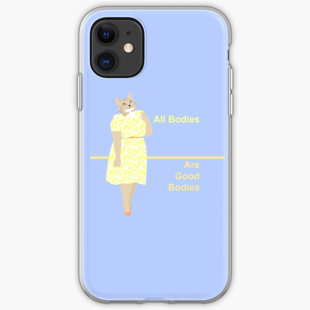 All Bodies Are Good Bodies iPhone Case & Cover
