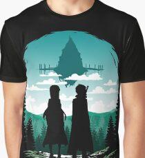 SAO Aincrad Graphic T-Shirt