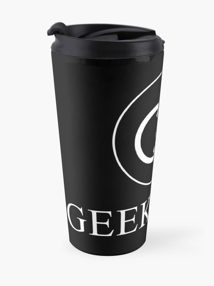 Alternative Ansicht von Geek Chic Thermobecher