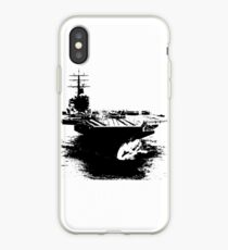 Aircraft Carrier iPhone Case