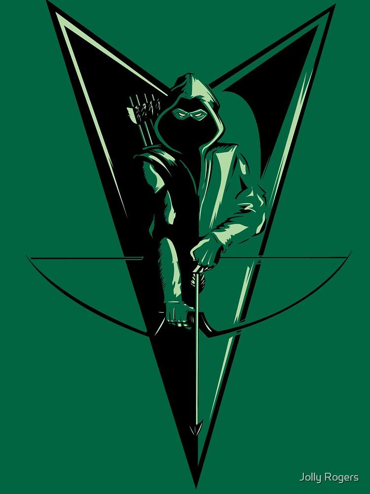 Emerald Archer | Unisex T-Shirt